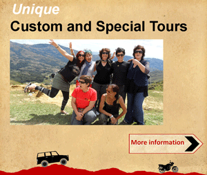 Timor Adventures custom tours