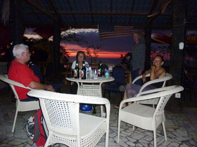 Drinks in Timor